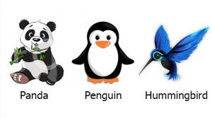 تفاوت الگوریتم های گوگل