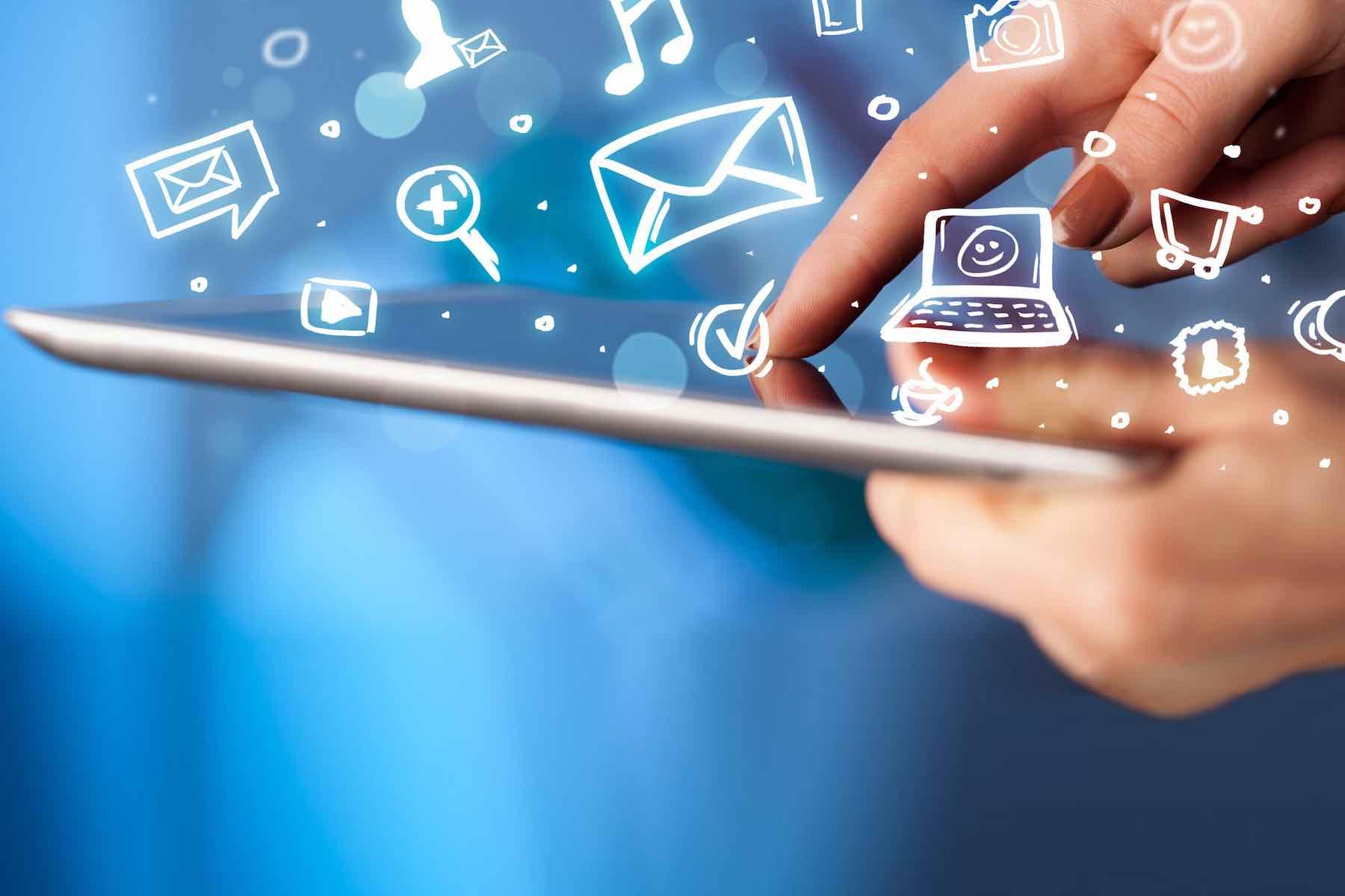بازاریابی موبایلی در ایران