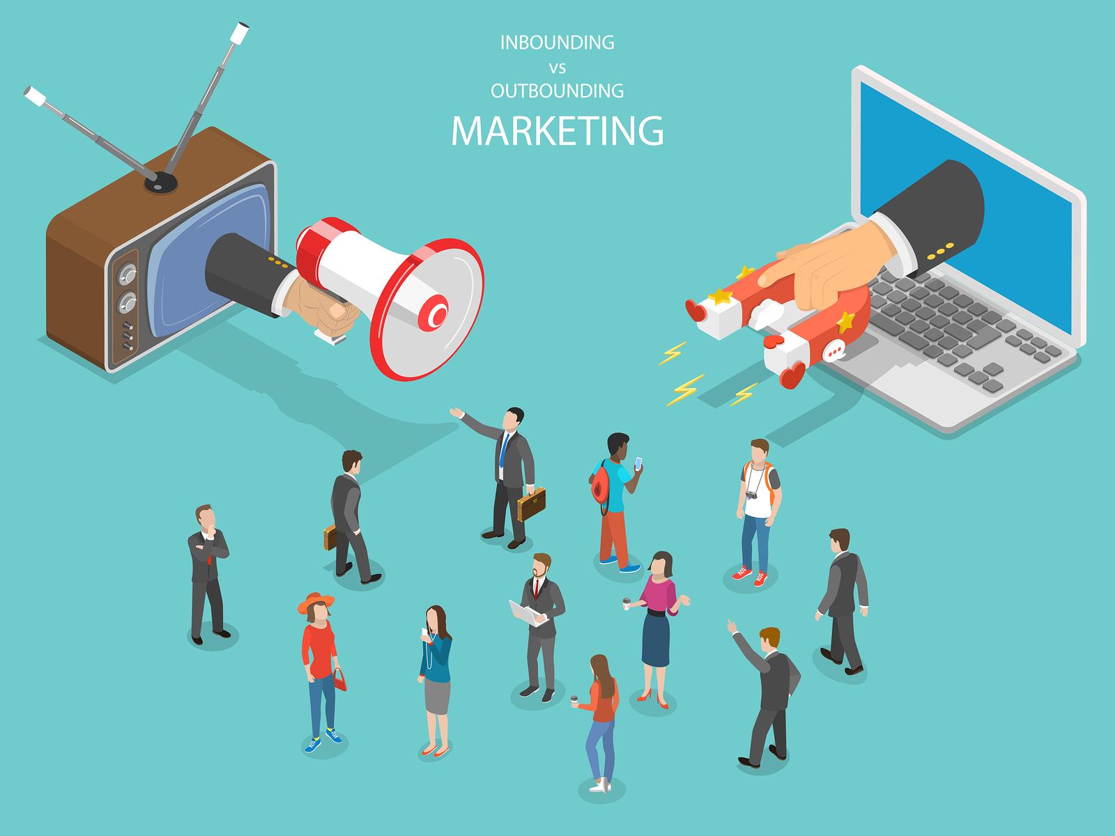 بازاریابی داخلی و بازاریابی خارجی