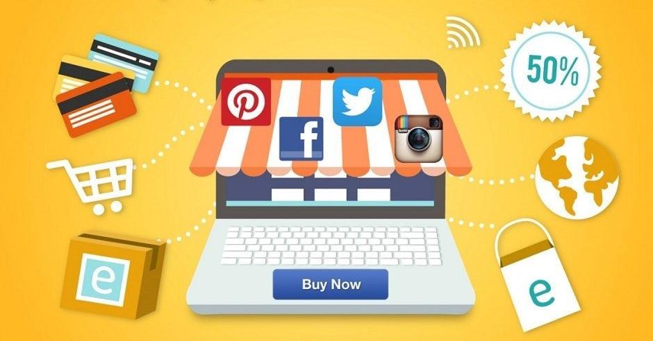شبکه های اجتماعی در تجارت الکترونیک