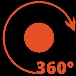 کمپین ۳۶۰ درجه