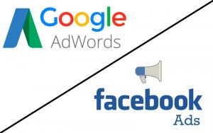 تبلیغات گوگل یا فیسبوک