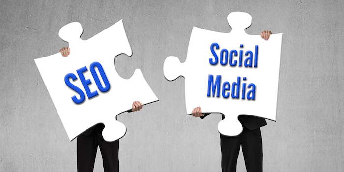 SEO and Social Media a well matched marriage